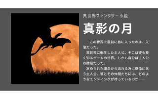 真影の月 | 作者: 月野文人